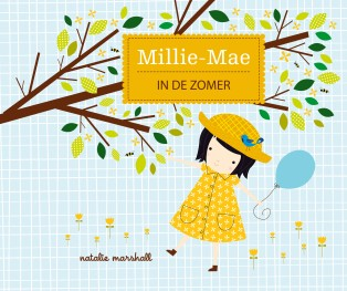 Millie Mae_Summer_COVER_NL.indd
